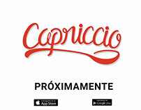 APP: Capriccio v.1 Video / Próximamente