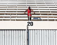 Olympian Track Runner Prince Mumba