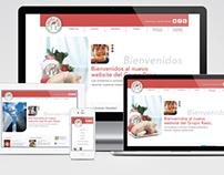 Cresta Roja | Responsive Web Design