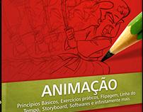 Livro Curso de Desenho Animado