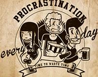 Procrastination every day