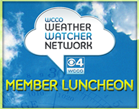 Weather Watcher Network-Weather Luncheon