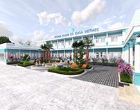 Phòng Khám Đa Khoa VietMec - Thị Trấn Vân Đình, Hà Nội.