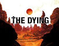 THE DYING - comic book