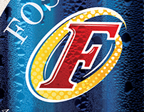 Fosters Lager Future Brand