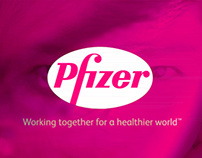 Pfizer Homepage Video