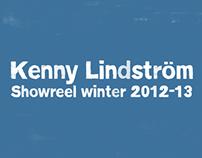 Showreel Winter 2012-13