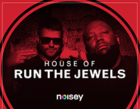 Bacardi Untameable House Party: Run The Jewels