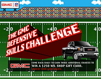 GMC Defensive Skills Challenge