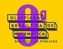 olimpíada de matemática .  governo mg