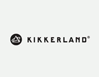 Kikkerland Stool
