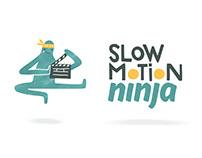Slow motion ninja