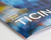 Swiss Wine Magazine – Ticino