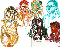 Sketch Fun - People