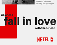 Recommendations | Infographic for Netflix