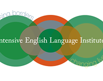 Intensive English Language Institute Logo