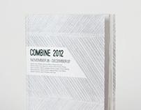 Combine Art Exhibition Catalog