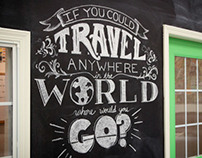 If You Could Travel Anywhere...