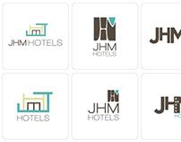 JHM Hotels - rebranding ideas