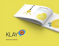 KLAY - Editorial Design