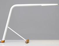 The Nodder - Led-desktop lamp