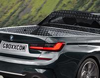 2019 BMW 3 Series Pickup