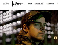 Interview Magazine: Ryan Hemsworth's What Ifs