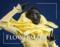 Flowerman - Photo Project