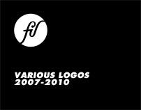 Various Logos 2007-2010