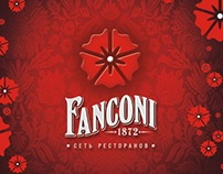 Fanconi1872. Network of restaurants.