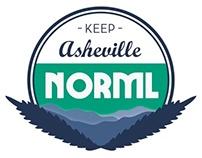 Asheville NORML - logo