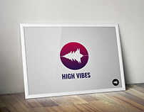 High Vibes Logo