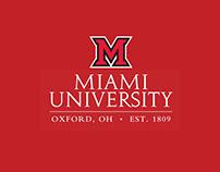 Miami University visits the studio