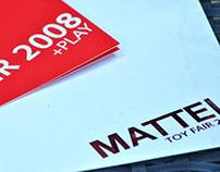 Mattel - Toy Fair 2008