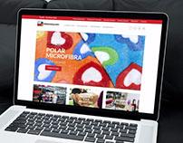 Catálogo web de Empresa Textil Argentina.