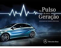Evento Mercedes: Classe A
