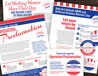 Operation Proclamation for ABWA