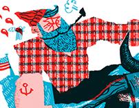 PB Rider - Artcrank Poster