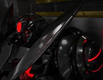 """Giant Robot 3D """"GNX-601G GUNDAM RICHTER"""""""