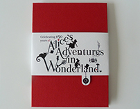 Alice's Adventures in Wonderland: The book