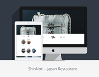 ShinNori – Japanese Restaurant