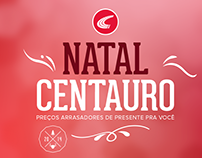 Campanha Sazonal - Natal 2014