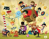Fallas de Valencia - Carnivale 2014 - 2015