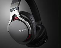 Sony MDR1-RNC | Gürültü Önleyici Kulaklık | Print Ad