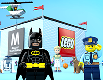 LEGO Events at Mall of Scandinavia | Promo Videos