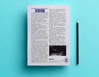 Yell Oh! Fanzine - Teatro Negro de Praga (artigo) - UCP