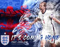 England Poster Art