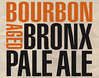 Bronx Brewery Aged Ales Website