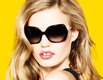Sunglass Hut / Georgia May PR
