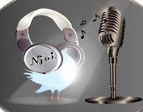 Nikki Njoi's Logo